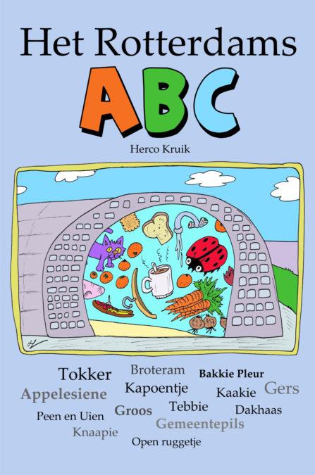 Voorkant Het Rotterdams ABC van Herco Kruik