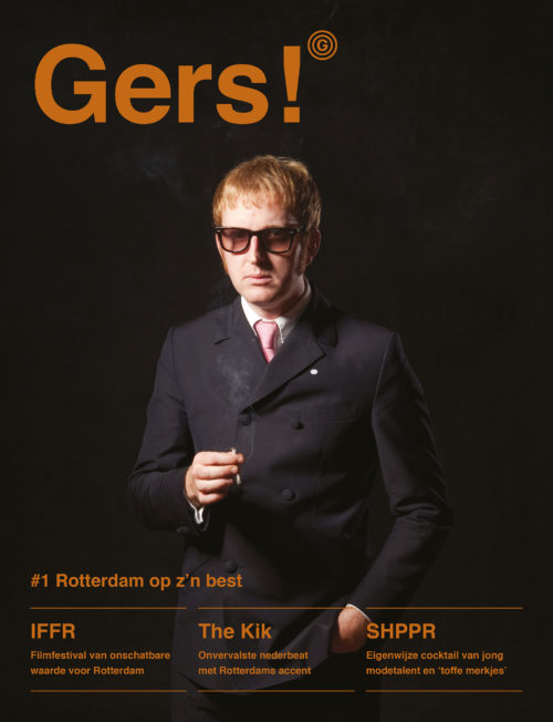 Cover Gers! editie 1
