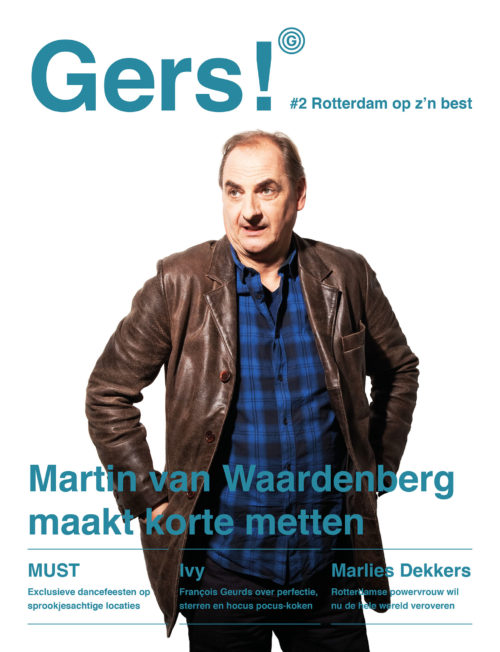 Cover Gers! magazine editie 2
