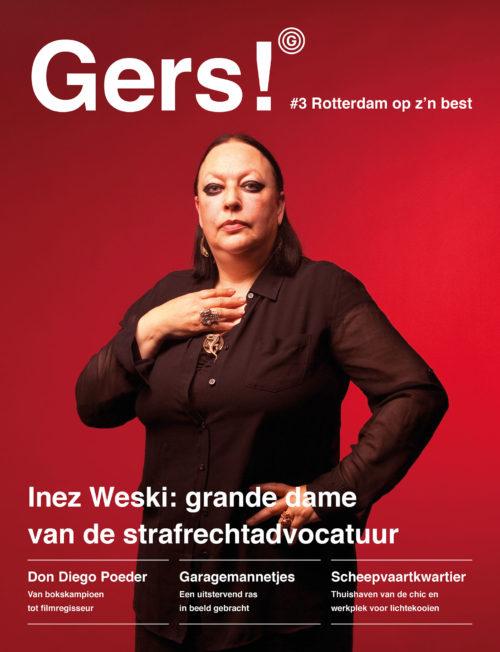 Cover Gers! magazine editie 3