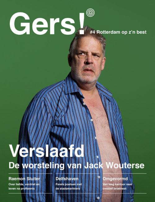 Cover Gers! magazine editie 4