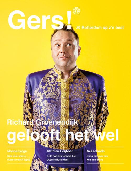 Cover Gers! magazine editie 9