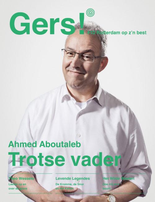 Cover Gers! magazine editie 10