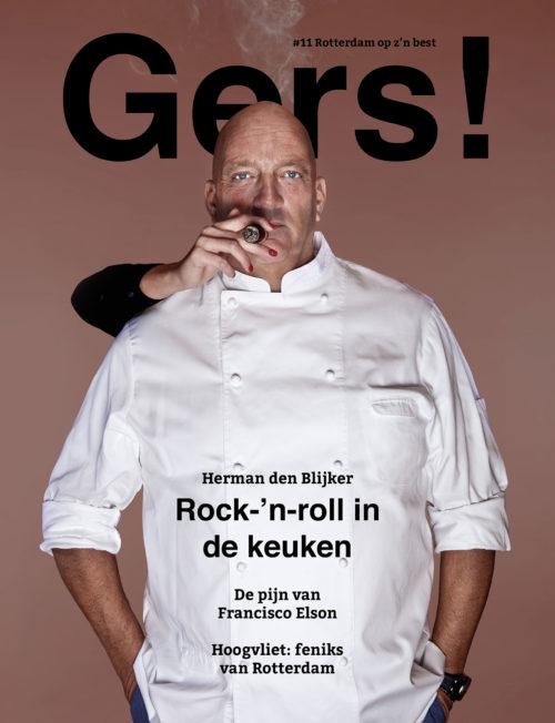 Cover Gers! magazine editie 11
