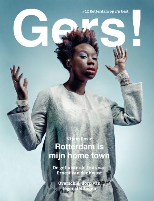 Cover Gers! magazine editie 12