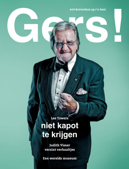 Cover Gers! magazine editie 14