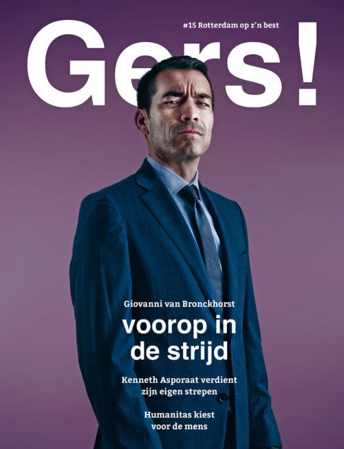 Cover Gers! magazine editie 15
