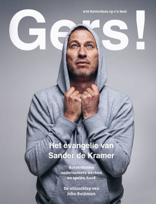 Cover Gers! magazine editie 16