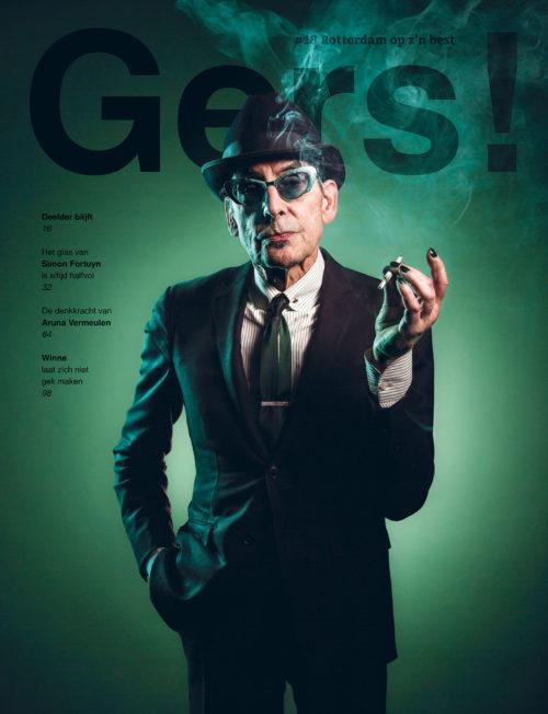 Cover Gers! magazine editie 18