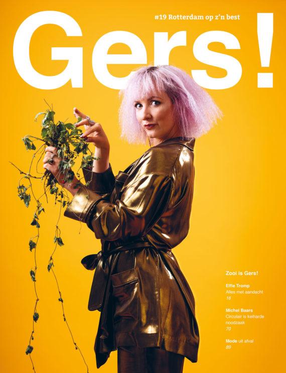 Cover Gers! magazine editie19
