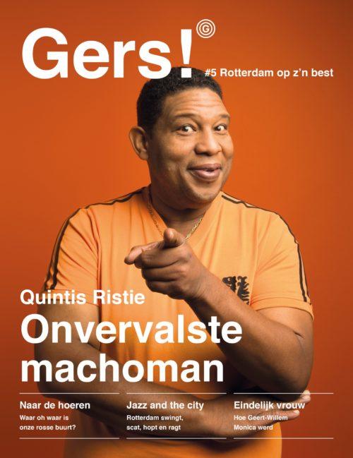Cover Gers! magazine editie 5