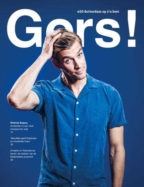 Cover Gers! magazine editie 20