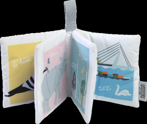 Zacht Rotterdams babyboekje